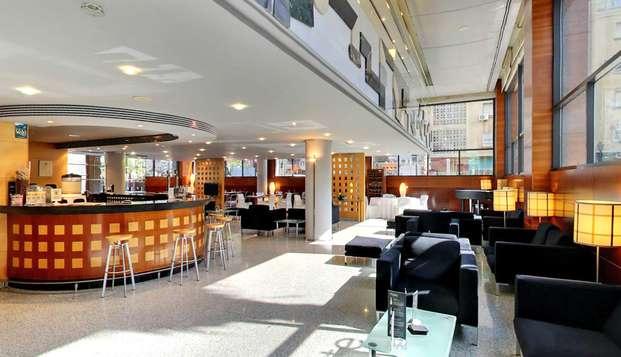 Hotel Sercotel Acteon Valencia - bar