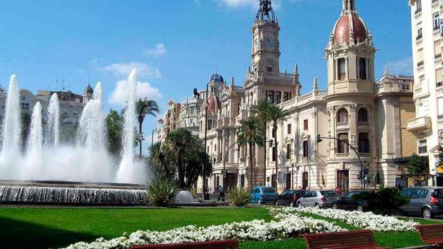 Soggiorno a Valencia con colazione inclusa