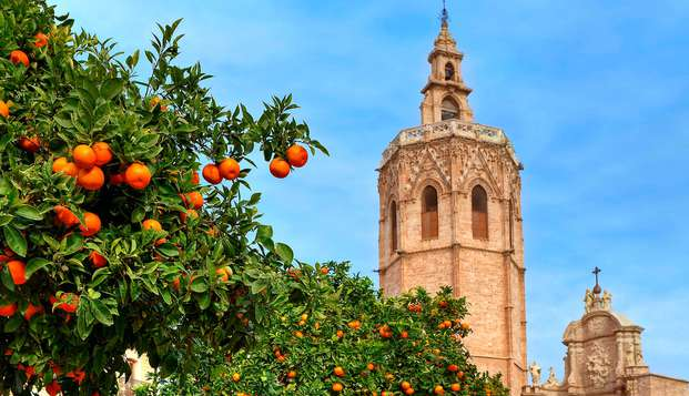 Hotel Sercotel Acteon Valencia - destination