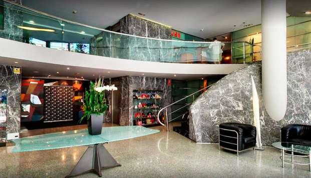 Hotel Sercotel Acteon Valencia - hall