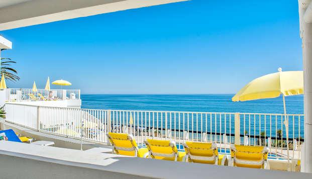 Pensione completa con soggiorno gratuito bambini sulla costa dell'Algarve (da 2 notti)