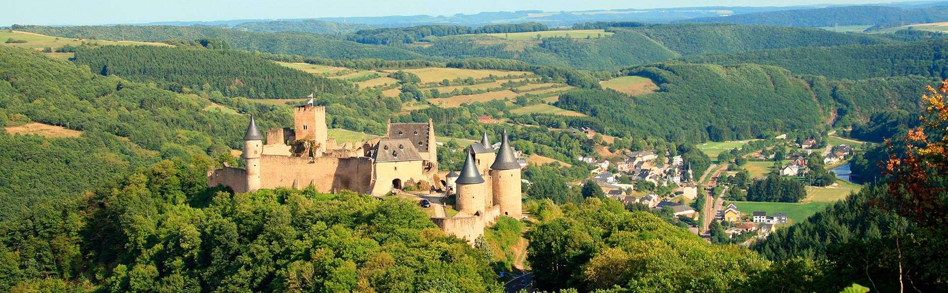 Cadre relaxant avec dîners inclus au coeur du Luxembourg (à partir de 2 nuits)