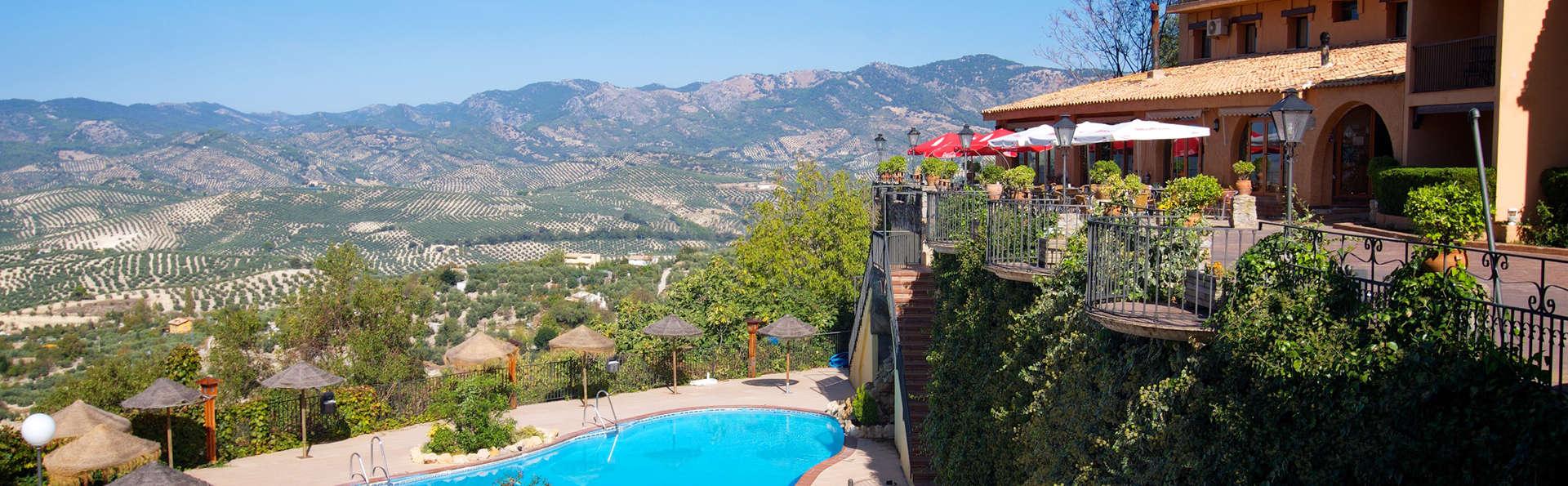 Hotel & Spa Sierra de Cazorla 4* - edit_view.jpg