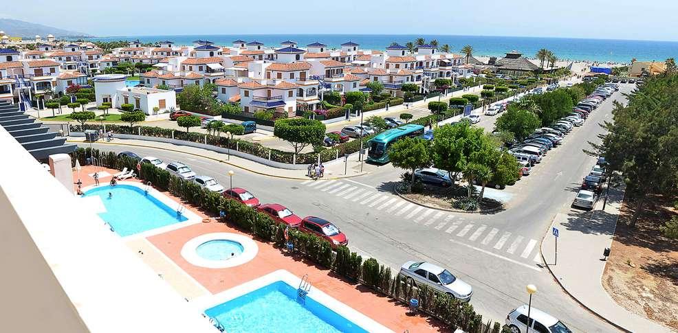 Hotel adar a vera 4 vera playa espagne for Reservation hotel en espagne gratuit