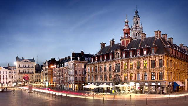 Charme au cœur de Lille