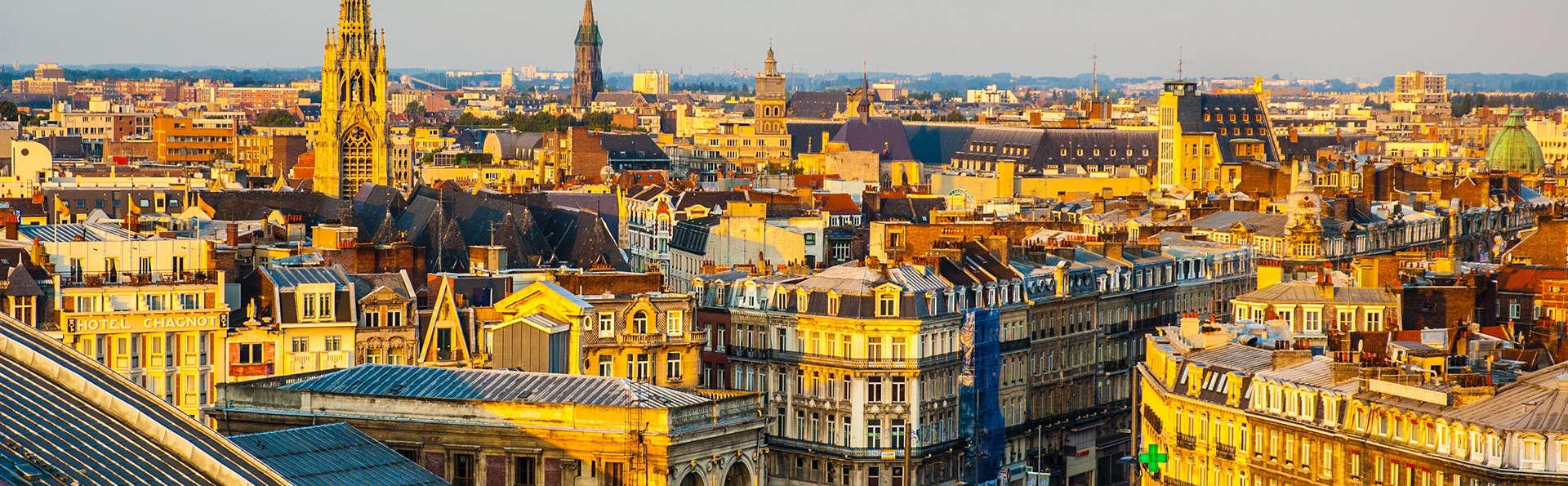 City-trip avec dîner au cœur de Lille