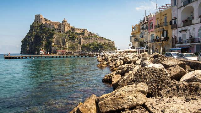 Mediterrane luxe in het hart van Ischia