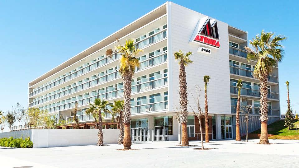 Hotel Atenea Port Barcelona Mataró - EDIT_facade.jpg