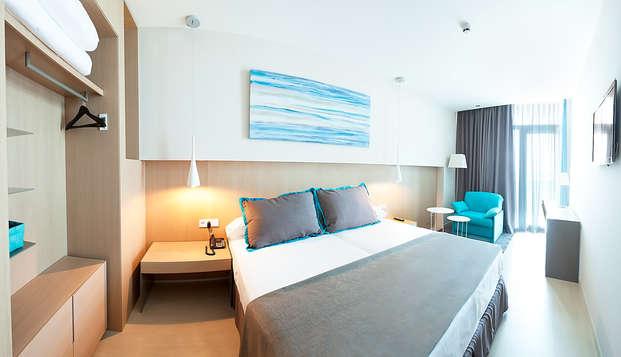 Descubre la Costa del Maresme en un moderno hotel en el puerto de Mataró