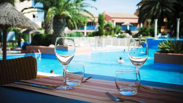 Séjour avec dîner à Canet-en-Roussillon