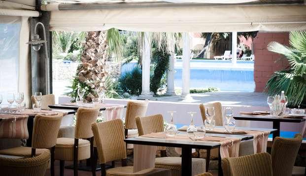 Cuisine Méditerranéenne et détente dans une résidence entre terre et mer à Canet en Roussillon
