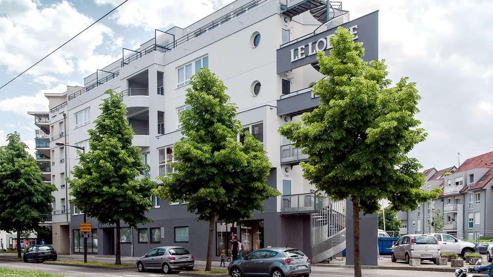 Le Lodge Hotel Brit Strasbourg - Edit_Front.jpg