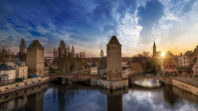 Charme et traditions à Strasbourg