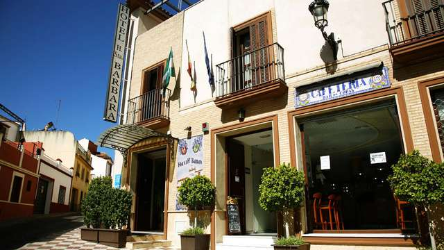ELE Santa Barbara Sevilla