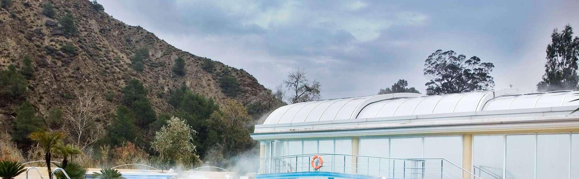 Escapada en superior en el Balneario de Archena con acceso a las termas