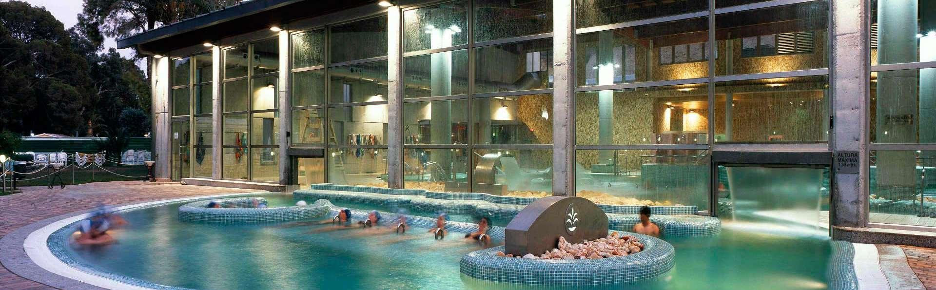 3 nuits pour le prix de 2 : accès au spa et aux circuits Termarchena et Balnea
