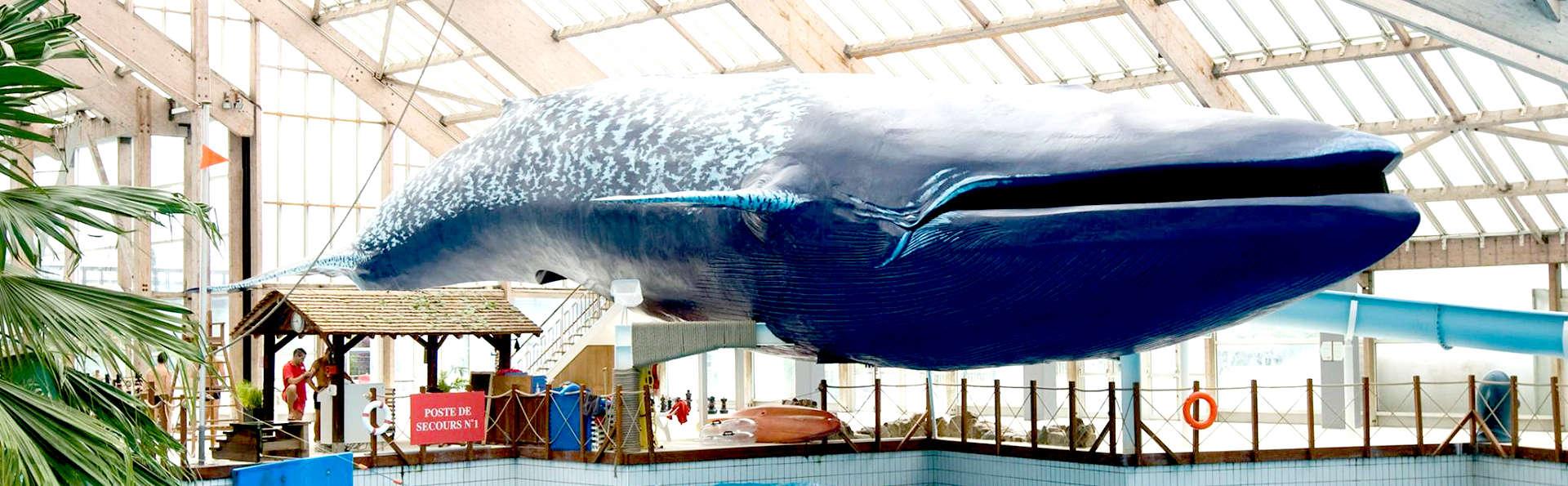 Week-end à Paris avec entrée au Parc Aquatique Aquaboulevard