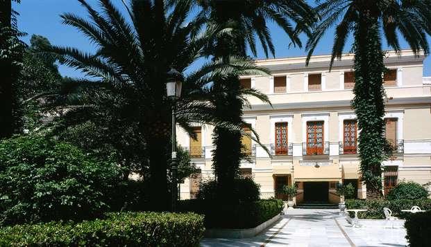 Experiencia termal en Archena con acceso al Balneario y cena en superior (desde 2 noches)