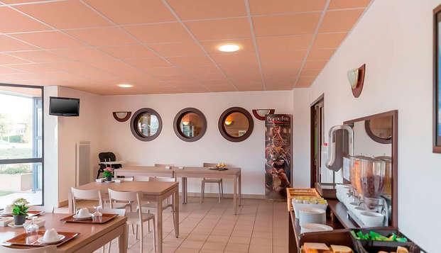 Appart City La Roche sur Yon - restaurant