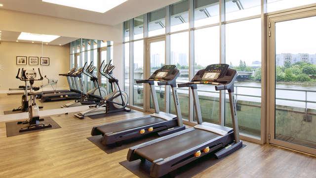 Residhome Les Berges de La Loire - RH-NANTES salle fitness rodolphe-franchi HD