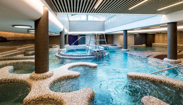 Luxe, prestige et soins de thalassothérapie à Saint-Malo