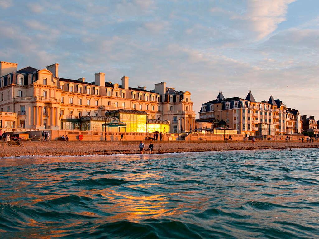 Séjour Ile-et-Vilaine - Séjour détente les pieds dans l'eau dans un hôtel 5* à Saint-Malo  - 5*