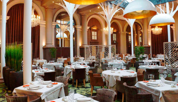 Grand Hotel des Thermes - restaurant