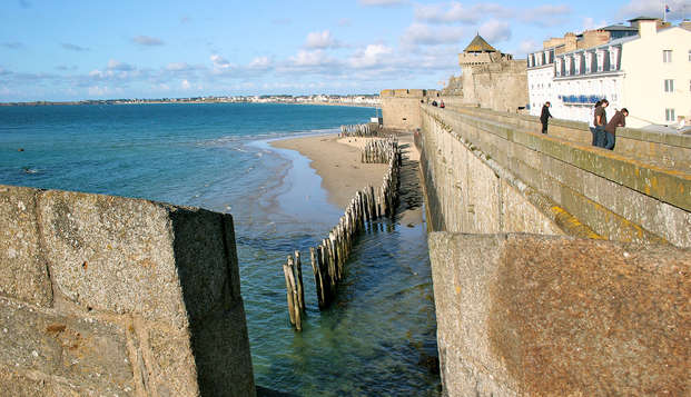 Grand Hotel des Thermes - st malo view