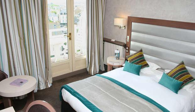 Grand Hotel des Thermes - transat emeraude