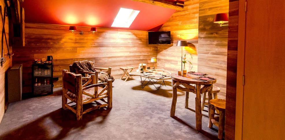 river lodge hotel insolite anh e belgi. Black Bedroom Furniture Sets. Home Design Ideas