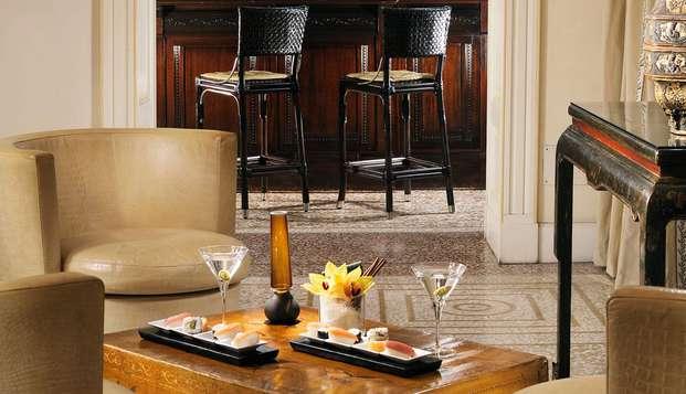 Grand Hotel Principe di Piemonte - bar