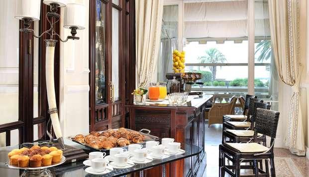 Grand Hotel Principe di Piemonte - breakfast