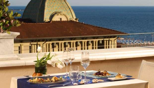 Grand Hotel Principe di Piemonte - dinnerview