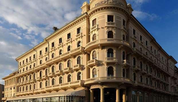 Grand Hotel Principe di Piemonte - front