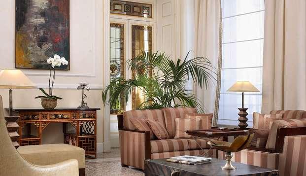 Grand Hotel Principe di Piemonte - hall