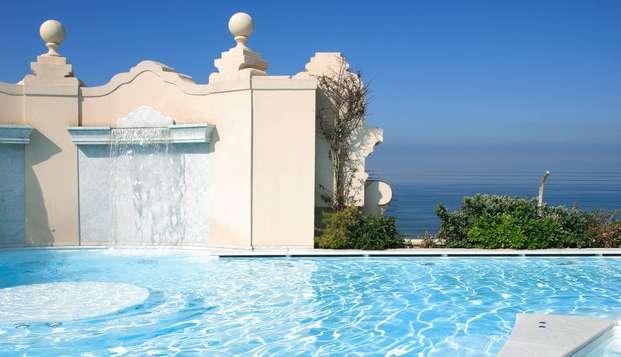 Grand Hotel Principe di Piemonte - pool