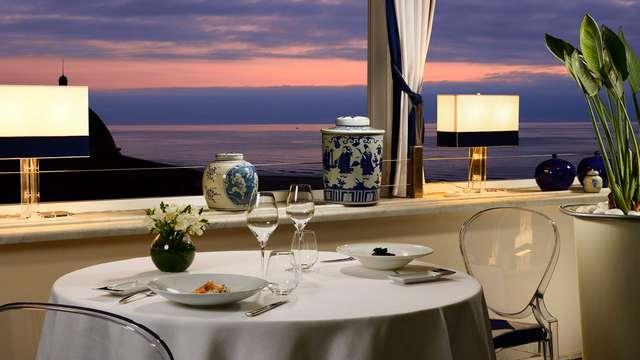 Descubre Viareggio con cena y acceso al spa