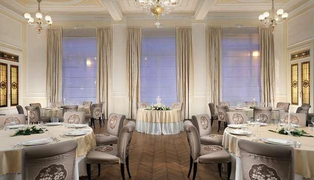 Grand Hotel Principe di Piemonte - restaurant