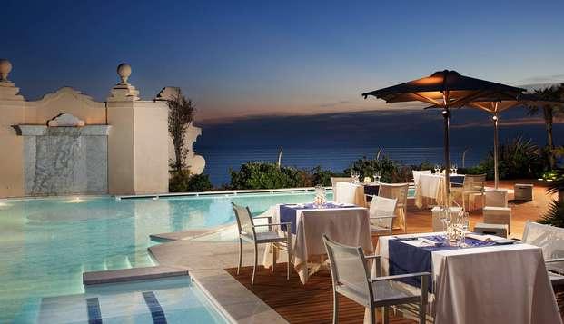 Grand Hotel Principe di Piemonte - restaurantpool