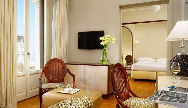 Grand Hotel Principe di Piemonte - suiteside
