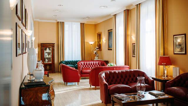 Hotel Villa Traiano