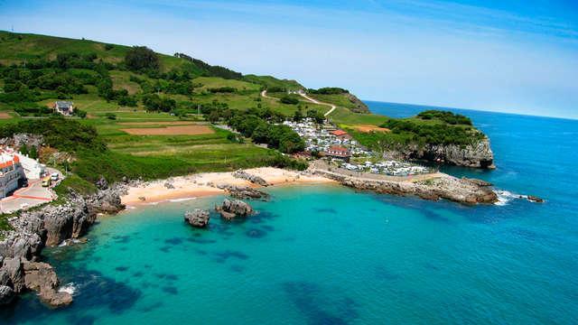 Escapada Relax con acceso a Spa y circuito termolúdico en Isla (2 noches)