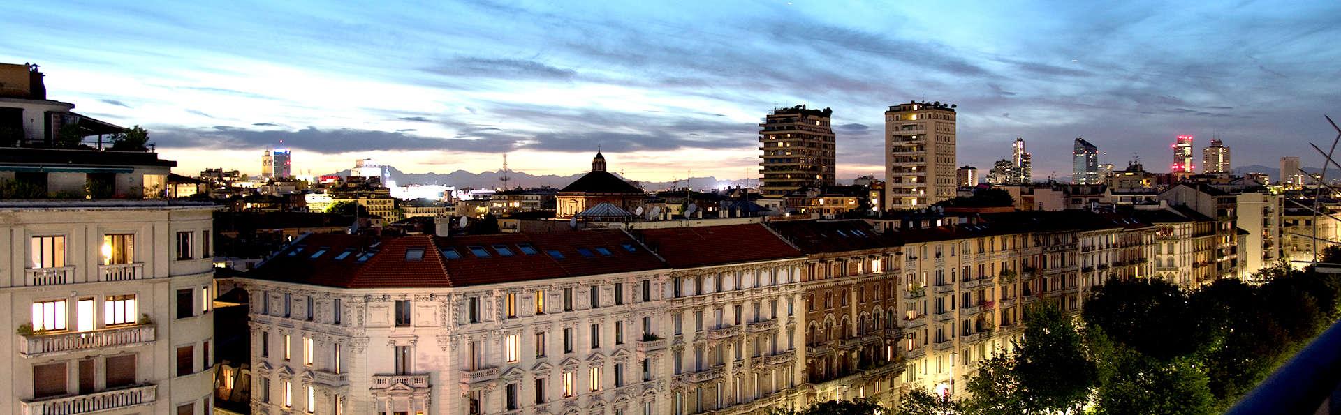 Weekend a  Milano, la città della moda, in un hotel con vista