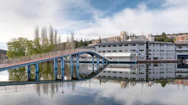 Escapada en Segovia con toque romántico y descuento en tratamientos
