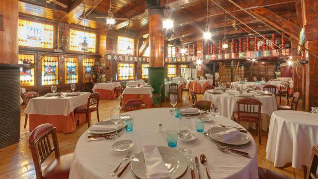 Escapada con Cena: Desconecta cerca del lago en Segovia