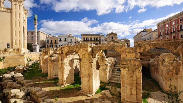 Fascino barocco nel cuore di Lecce