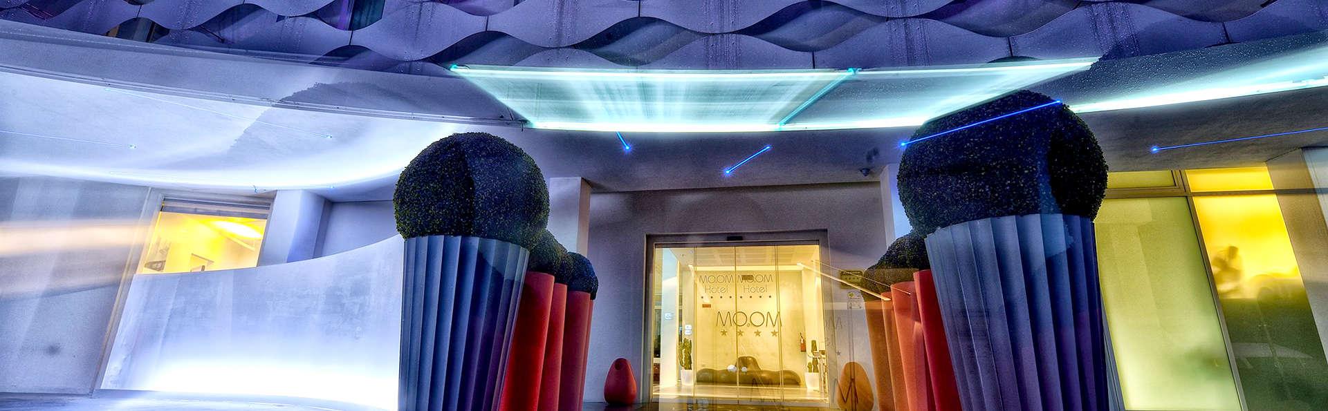 Ambiance moderne dans un hôtel design près de Milan