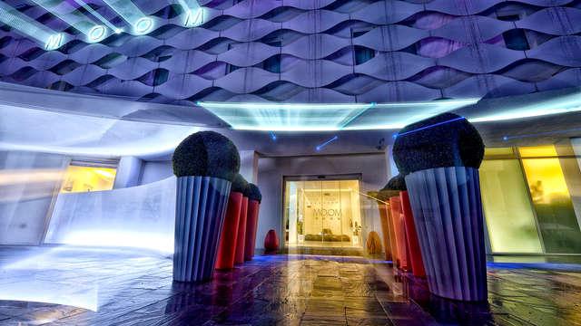 In un hotel boutique a 4* vicino a Milano
