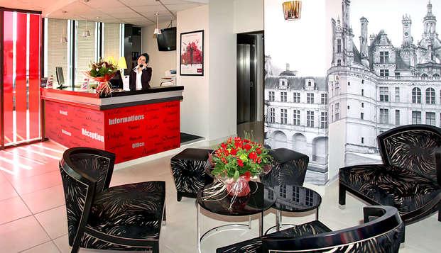 Mercure Tours Centre Gare - Hall