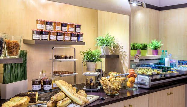 Mercure Tours Centre Gare - Breakfast